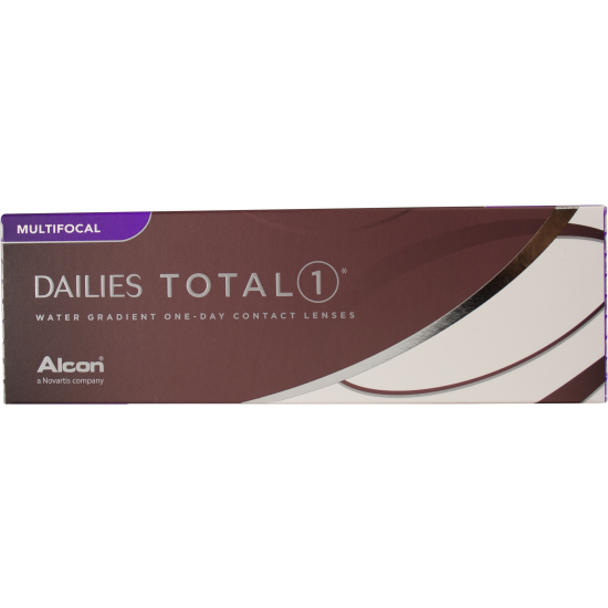 Dailies Total 1 - Multifokal